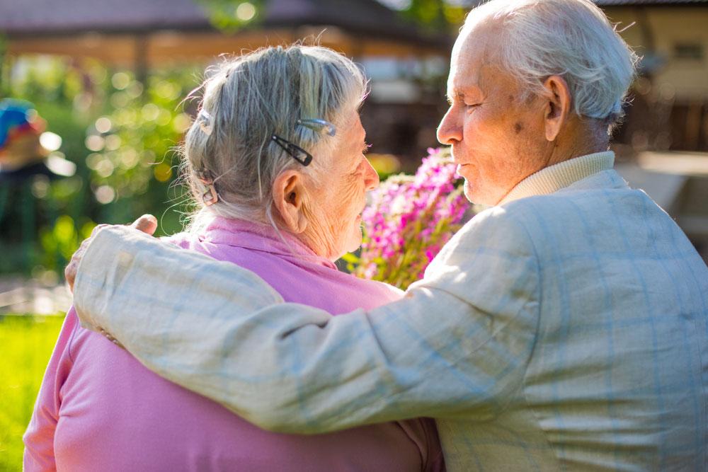 Opheffing bezoekverbod verpleeghuis - uitgelezen kans voor betere Omgevingszorg - BreinCollectief